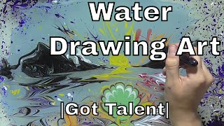 """New Draw Art In Memory Of Chester Bennington [Linkin Park]https://youtu.be/vTVDg1T45w8 -~-~~-~~~-~~-~-Water Drawing Art has its name - EBRU. This is a Beautiful Paint with Ink and Water. See Galitsyna's Art Work. Sztuka Małowania na Wodzie ma swoją nazwę - EBRU. 😳 http://galitsyna-show.com/en/ ★ GALITSYNA ART GROUP - THE BEST VISUAL ART SHOW STUDIO IN EUROPE ★ Tetiana Galitsyna - The Icon of Sand Art - winner of Poland's Got Talent - World known visual art show star is founder and creative director of GAGStar 'Mam Talent of Poland' - WINNER of GOT TALENT ★ ★ ★★ Unforgettable Show Programs from the Best Visual Art Show Studio in Europe ★😳  Get More Great Videos - Subscribe ➜ http://galitsyna.tv Share THIS ANIMATION of WATER DRAWING with Ink and Water (EBRU): ➜ https://youtu.be/mRS0W4B7wt4My Playlists:Sand Animation ➜ https://www.youtube.com/playlist?list...Eurovision 2017 ➜ https://www.youtube.com/playlist?list...Concerts ➜ https://www.youtube.com/playlist?list...TV Interviews ➜ https://www.youtube.com/playlist?list...Got Talent Poland ➜ https://www.youtube.com/playlist?list...Light Animation ➜ https://www.youtube.com/playlist?list...Snow Animation ➜ https://www.youtube.com/playlist?list...School of Animation ➜ https://www.youtube.com/playlist?list...Galitsyna Art Group Feedbacks ➜ https://www.youtube.com/playlist?list...+48881316427office@galitsyna-show.comhttp://galitsyna-show.com/en/Galitsyna Art Group - The Best Visual Art Show Studio in EuropeTetiana Galitsyna - The Icon of Sand Art - winner of Poland's Got Talent - World known visual art show star is founder and creative director of GAGStar 'Mam Talent of Poland' - WINNER of GOT TALENT ★ ★ ★★ Unforgettable Show Programs from the Best Visual Art Show Studio in Europe ★Unikalny pokaz malowanie na wodzie / sztuka ebru - to wyjątkowa technika pokazów artystycznych na eventy, którą wprowadziła na rynek polskich wydarzeń """"Galitsyna Art Group"""" - studio artystyczne Tetiany Galitsyny - zwyciężczyni programu Mam Talent n"""