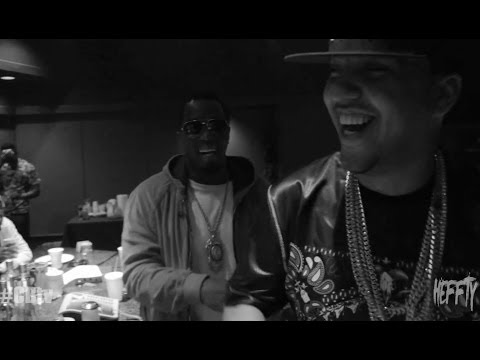 """French Montana, Diddy & Lil Durk Working On """"Dis Ain't What You Want"""" Remix"""