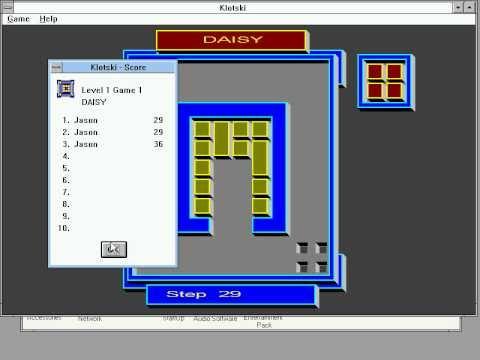 Windows 3.1 Games
