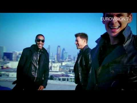 Blue - Powered by http://www.eurovision.tv Blue will represent United Kingdom with the song
