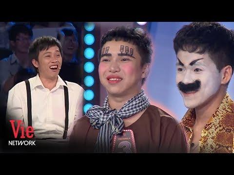 """TOP 5 chàng trai """"Độc"""" khiến Hoài Linh và Việt Hương cười lộn ruột trong Người Bí Ẩn - Thời lượng: 11:42."""
