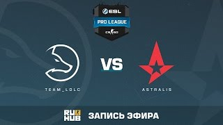 Team_LDLC vs. Astralis - ESL Pro League S5 - de_inferno [Enkanis, yxo]