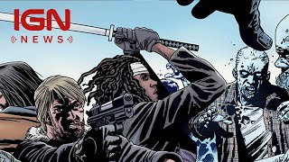 Robert Kirkman is working toward the end of The Walking Dead comic series, he revealed during The Walking Dead panel at San Diego Comic-Con.Watch the latest news here!https://www.youtube.com/watch?v=Y1-ZrArq6YY&list=PLyN6dWP9XPgpzD7LJttHSs_peWliw7QSW&index=1Subscribe to the IGN News Channel!https://www.youtube.com/user/ignnews?sub_confirmation=1------------------------------­----Follow IGN for more!------------------------------­----IGN OFFICIAL APP: http://www.ign.com/mobileFACEBOOK: https://www.facebook.com/ignTWITTER: https://twitter.com/ignINSTAGRAM: https://instagram.com/igndotcom/?hl=enWEBSITE: http://www.ign.com/GOOGLE+: https://plus.google.com/+IGN