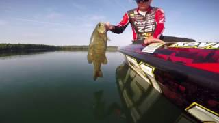 Jerkbait smallies | KVD | GoPro - pt. 2