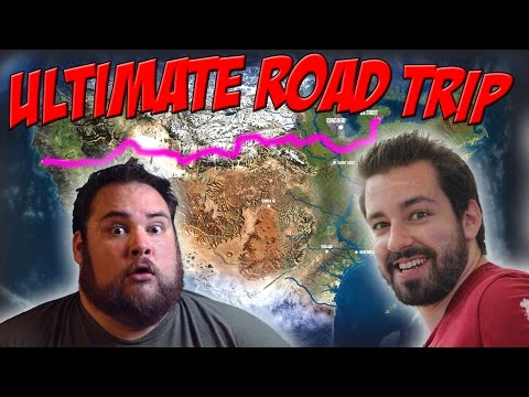 road trip - Gassy and I hit the road during the latest beta of The Crew and discovered a lot about ourselves. Mostly our pension for accidentally totaling our rides on a regular basis. Check out The Crew...