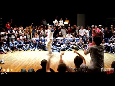 BATTLE BAD 2013 - 1/4 FINALE POP - HOAN VS SALAH - HKEYFILMS