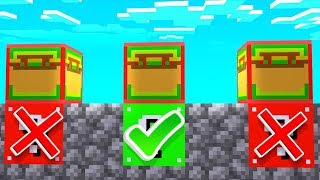 TACO Lucky Block Roulette - Minecraft Modded Minigames | JeromeASF