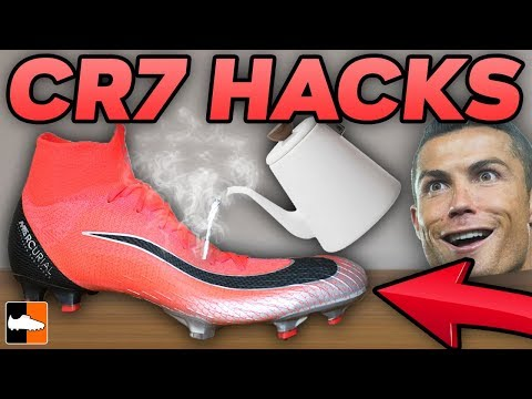 Super Easy CR7 Hacks! Tips & Tricks To Be Like Ronaldo!