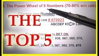 The TOP 5 Best Trick to win the Lottery Everyday 100% TestedFor Hidden Lottery Secrets Also Check : https://youtu.be/vLzU-ploZjM