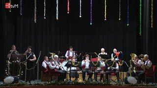Koncert dechových kapel v domě kultury