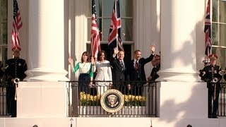 Washington United Kingdom  city pictures gallery : U.K. Official Visit Arrival Ceremony