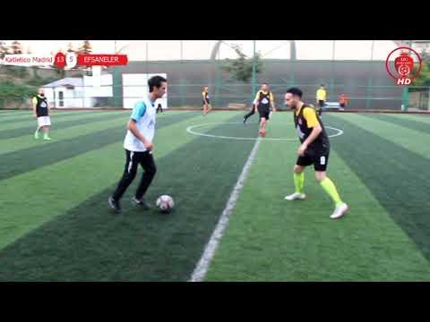 Katletico Madrid - EFSANELER  Katletico Madrid - EFSANELER Maç Özeti