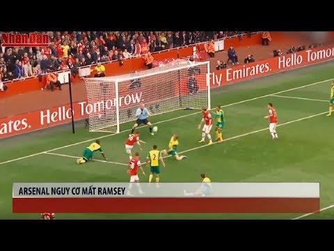 Tin Thể Thao 24h Hôm Nay: Arsenal Nguy Cơ Mất Ramsey vào Tay AC Milan - Thời lượng: 5:19.