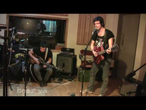 The Love Language performing Manteo live in-studio for HearYa