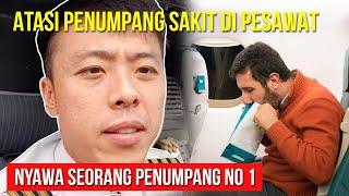 Video PILOT DIARY VLOG - Penumpang Sakit Di Penerbangan Saya, Bagaimana Aksi Kami MP3, 3GP, MP4, WEBM, AVI, FLV April 2019
