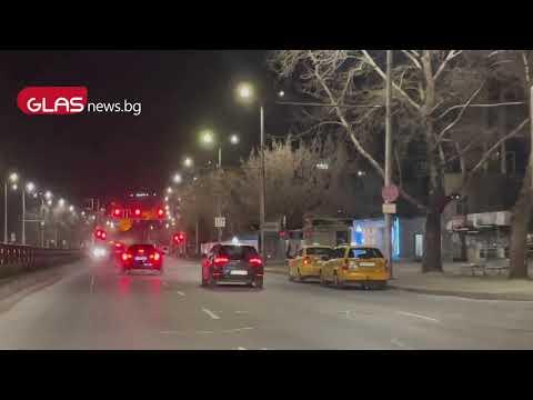 Джигити се гонят в Пловдив