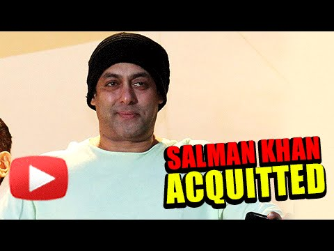 Salman Khan Is A Free Man | Blackbuck Poaching Cas