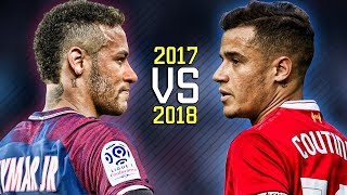 Video Neymar Jr vs Philippe Coutinho ● Skills Battle | Who's the most skillful? 2017/2018 HD MP3, 3GP, MP4, WEBM, AVI, FLV Januari 2018