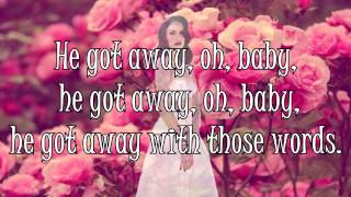 Lana Del Rey- I Don't Wanna Go [LYRICS]