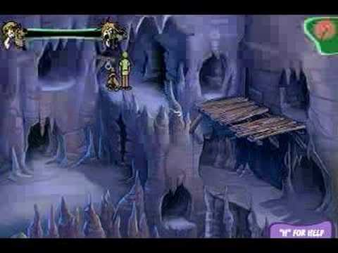 Scooby Doo Game - Cave In