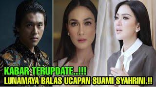 Video WOOW.!!! | Lunamaya Langsung Balas Tamapar Balik Sindiran Reino barack dan syahrini | Trens Tv MP3, 3GP, MP4, WEBM, AVI, FLV Juni 2019