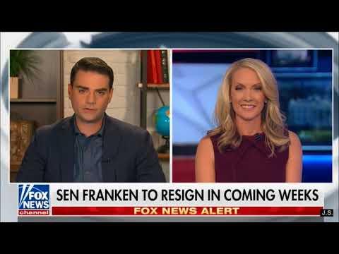 Ben Shapiro Talks Al Franken Resignation