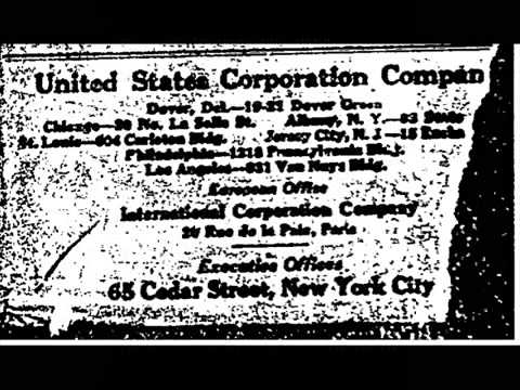 THE UNITED STATES CORPORATION COMPANY