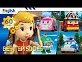 Download Lagu Robocar Poli | Best episodes (English) (60min) | Kids animation Mp3 Free