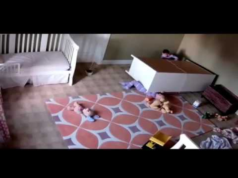 Video Two year old rescues twin brother from fallen dresser saves crash news today bbc news latest news download in MP3, 3GP, MP4, WEBM, AVI, FLV January 2017