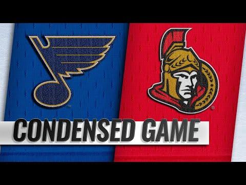 03/14/19 Condensed Game: Blues @ Senators