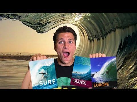 3 LIVRES POUR DEVENIR UN SURFEUR COMPLET!