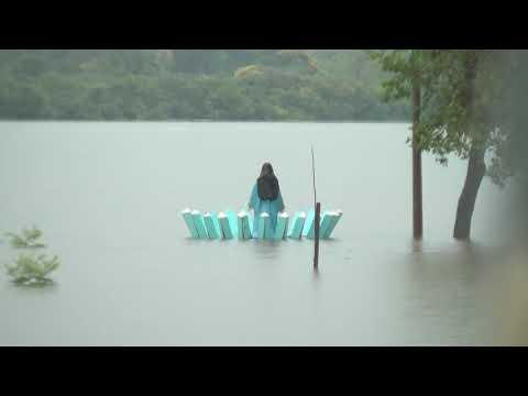 Gabriel Rodríguez informó que se viene aumentando el nivel de la altura del lago.