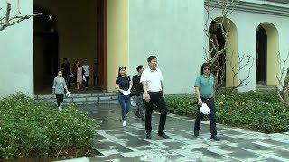 Đoàn công tác đảo Hải Nam (Trung Quốc) nghiên cứu hợp tác phát triển du lịch tại Yên Tử