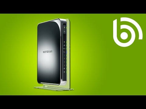 Netgear WNDR4500 Wireless Router
