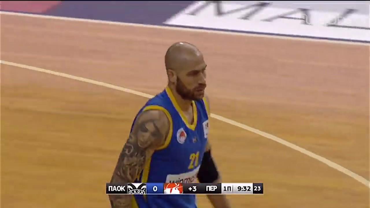 Basket League 2019-2020: ΠΑΟΚ – ΠΕΡΙΣΤΕΡΙ   HIGHLIGHTS    07/03/2020   ΕΡΤ