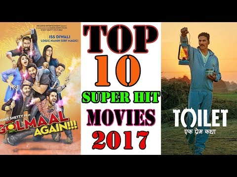 Top 10 Bollywood Super Hit Movies 2017