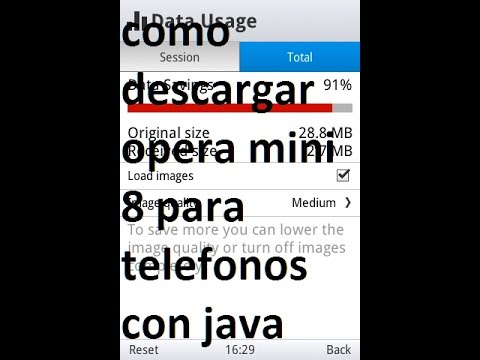 M.opera mini фотка