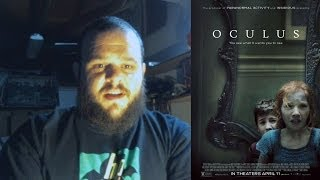 Oculus (2013) movie review horror haunting film Mike Flanagan