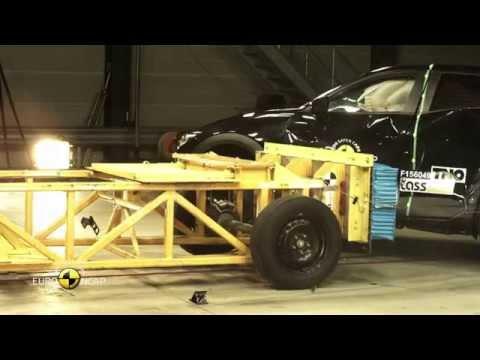 มาดู EURO NCAP ทดสอบความปลอดภัยจากการชนใน Mazda CX-3 กันครับ