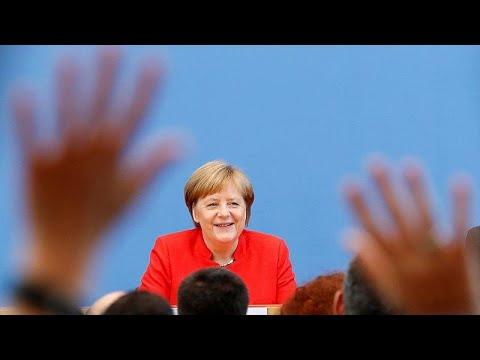 Bundeskanzlerin Merkel: USA bleiben wichtiger Verbünd ...
