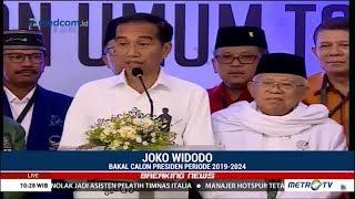 Video Pidato Jokowi Di Gedung KPU Usai Resmi Mendaftar Capres MP3, 3GP, MP4, WEBM, AVI, FLV Agustus 2018