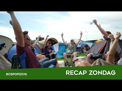 Bospop 2016 | Recap zondag