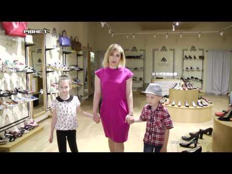 """Як вибрати якісне дитяче взуття - у програмі Здорово жити"""""""