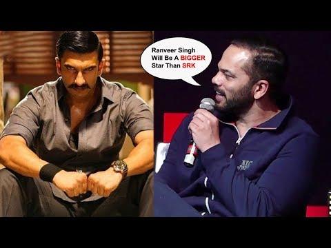 Rohit Shetty On Comparisons Between Ranveer Singh