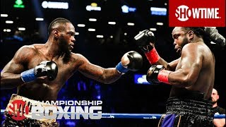 Nonton Deontay Wilder Ko Bermane Stiverne In Round 1   Showtime Championship Boxing Film Subtitle Indonesia Streaming Movie Download