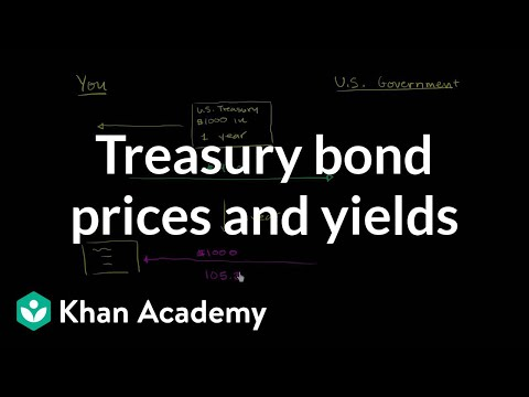 Treasury bond prices and yields video khan academy fandeluxe Gallery
