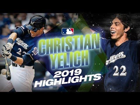 Video: Christian Yelich 2019 Highlights - NL MVP candidate's season cut too short