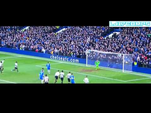 Eden Hazard - First 30 Goals For Chelsea FC - HD