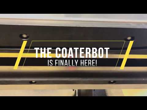 Coaterbot - single and plural component automation