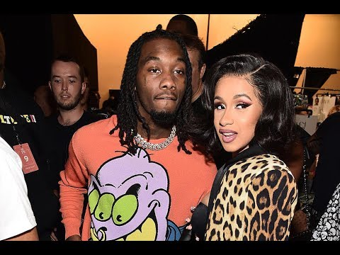 Cardi B announces she's DONE with Offset and They will be getting a DIVORCE!